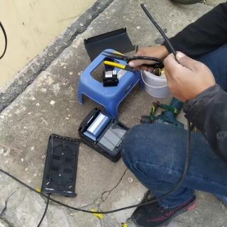 国家电网光山供电所视频监控系统